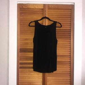 Black tank from The Limited